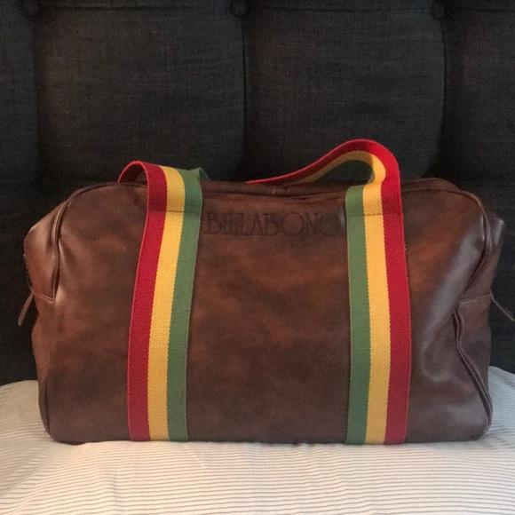 b3299f75b479 Billabong Handbags - Billabong Rasta bag